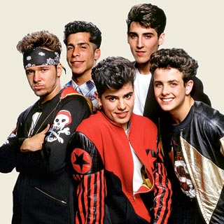 Today: What the New Kids on the Block Hotline?