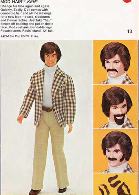 Where have you been all my life, creepy man of a thousand disguises?